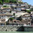Постер, плакат: The old houses of Berat on Albania