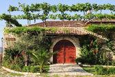 House at the citadel of Kala at Berat — Stock Photo