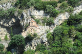 The chapel of St. Michele at Berat  — Foto de Stock