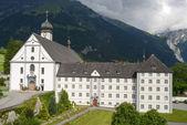 El convento de engelberg en suiza — Foto de Stock