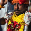 Stock Photo: Kavadi bearer
