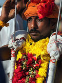 Kavadi bearer — Stock Photo
