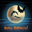 Royalty-Free Stock Vectorafbeeldingen: Illustration Happy halloween