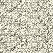 αφηρημένη άνευ ραφής vintage χέρι γράψει μοτίβο — Διανυσματικό Αρχείο