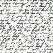 Abstract seamless hand write pattern — Stockvektor