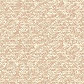 Resumen inconsútil mano escribe patrón con ornamento floral — Vector de stock