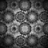 Monochrome pattern with drops — Wektor stockowy
