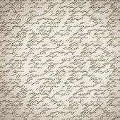 абстрактный бесшовный рука написать шаблон — Cтоковый вектор