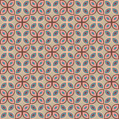 поп-арт картины, абстрактные бесшовные текстуры калейдоскоп векторный шаблон — Cтоковый вектор