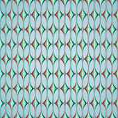 Pop art pattern, abstract seamless texture — Wektor stockowy