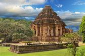 Sun Temple in Konark, India — Stock Photo