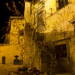 Rovetta by Night — Stock Photo #14194609