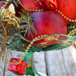 Christmas decoration — Stock Photo #14194582
