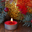 Christmas decoration — Stock Photo #14199388