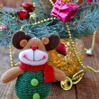 Christmas decoration — Stock Photo #14199389