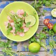 Stock Photo: Ceviche