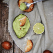 Guacamole — Stock Photo