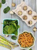 здоровая еда — Стоковое фото