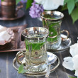 Mint tea. - Stock Photo