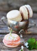 Macarons — Stok fotoğraf