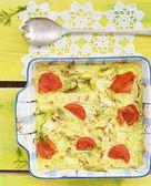 Cavolo al forno. — Foto Stock