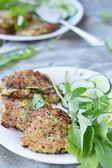 Panqueques de quinoa — Foto de Stock