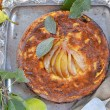 Pears  pie — Stock Photo