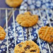 Peanut butter cookies — Foto Stock