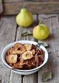 Dried pears — Stock Photo
