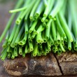 Stock Photo: Chives