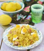 Kedgeree — Stock Photo