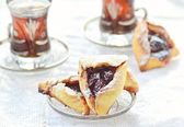 Hamantaschen — Stock Photo