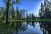 Yosemite National Park — Stock Photo