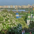 Kiev panorama — Stock Photo