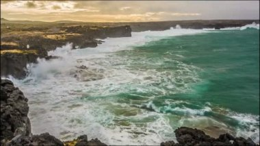 Natury islandii — Wideo stockowe