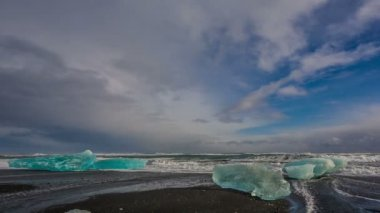 Iceland Nature — Wideo stockowe