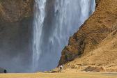 Natur von Island — Stockfoto