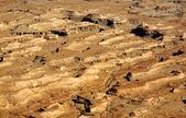 Israel desert — Stock Photo
