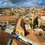 Old city of Jerusalem — Stock Photo #15333525