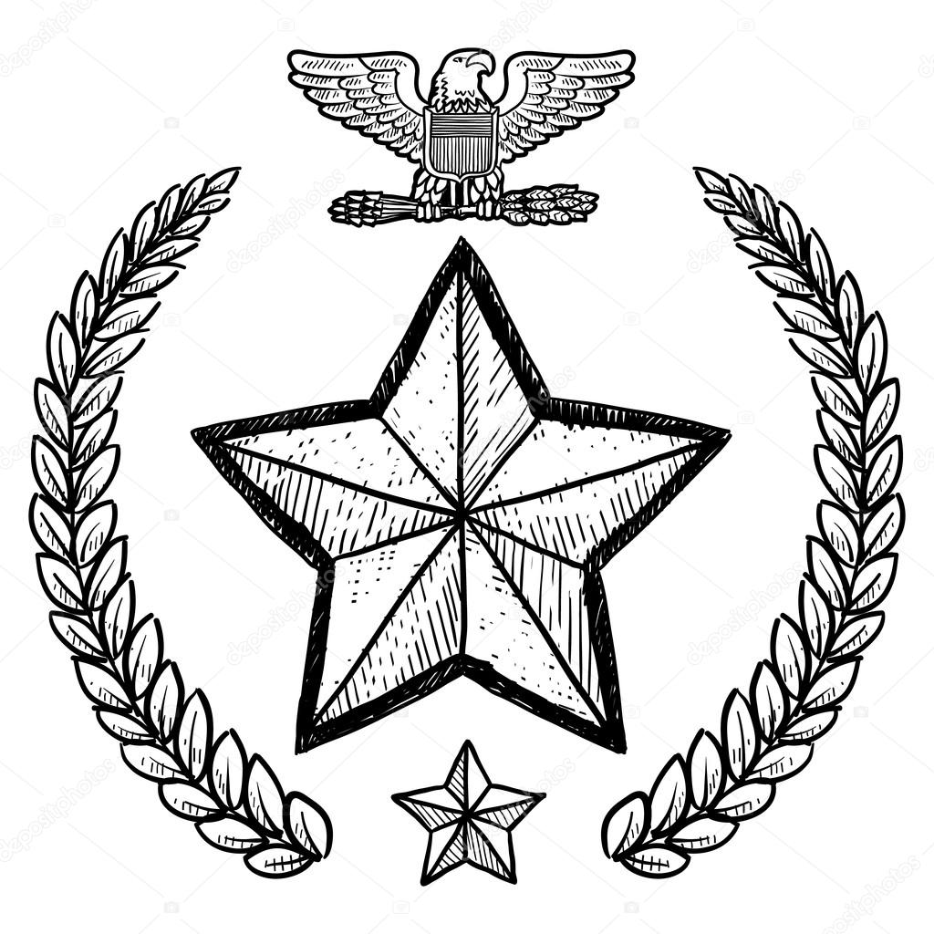 Army Star Vector For us Army Including Star