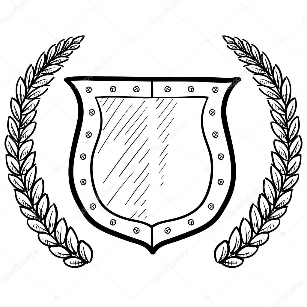 Blank shield logo free vector download 70199 Free vector