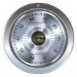 Постер, плакат: Combination lock with keyhole vector