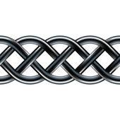 Seamless celtic patter vector — 图库矢量图片