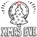 Christmas eve sketch — Stock Photo #16212555