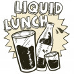 ������, ������: ��� Liquid lunch alcohol sketch
