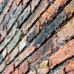 Brick wall background — Stock Photo