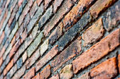 Brick wall background — Stock Photo