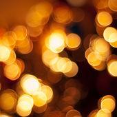 мерцающие огни. новогодний фон. — Стоковое фото