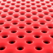 High-tech mesh structure background. 3d rendering. — Stock Photo