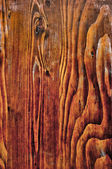 Old wood with knot texture background — Stock Photo